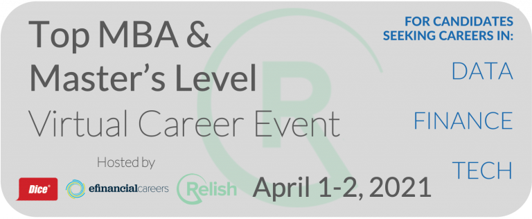 Virtual Career Fair Banner Image